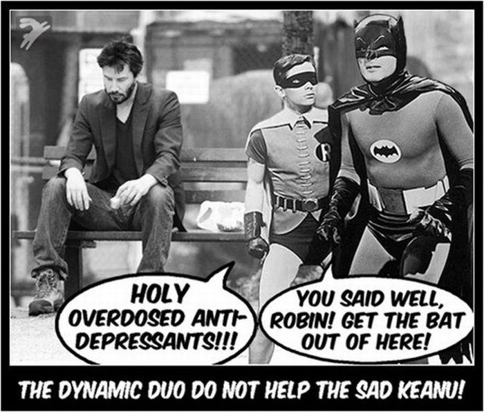 Happy Birthday Greetings to Sad Keanu Reeves (94 pics)