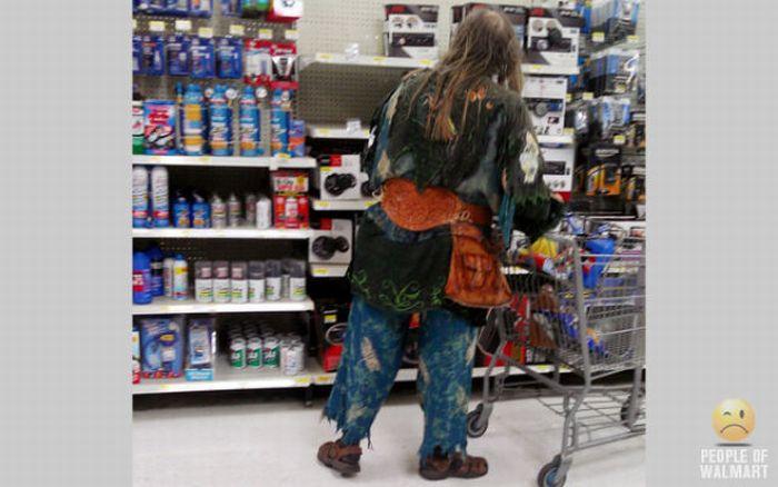 People of WalMart. Part 11 (56 pics)