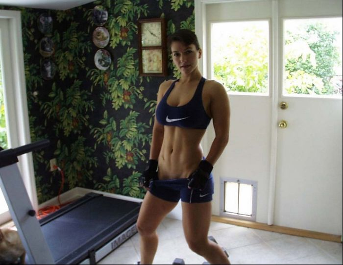 Insane Muscle Girls (29 pics)