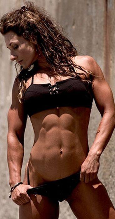 Insane Muscle Girls (29 pics)
