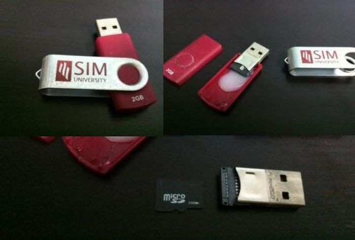 Chinese USB Flash Drive (5 pics)