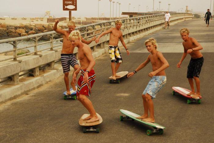 HamBoards – Skateboarding & Surfing (35 pics)