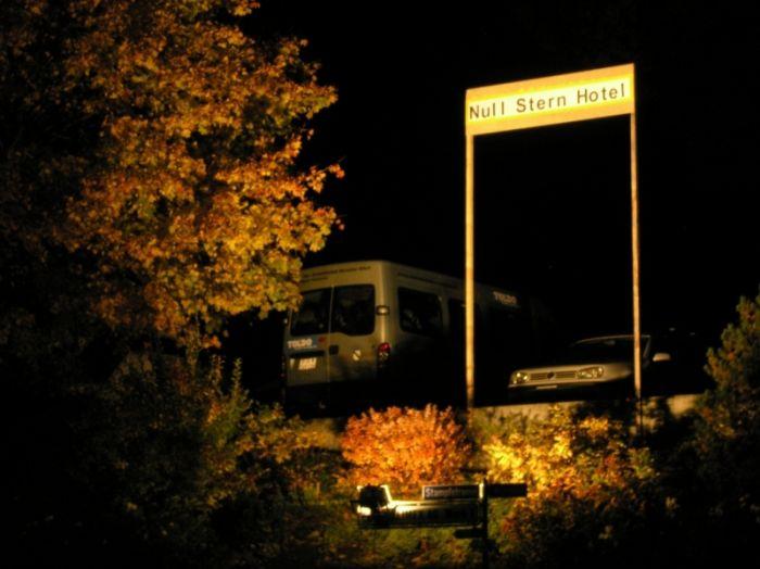 Null Stern Hotel in Teufen, Switzerland (7 pics)