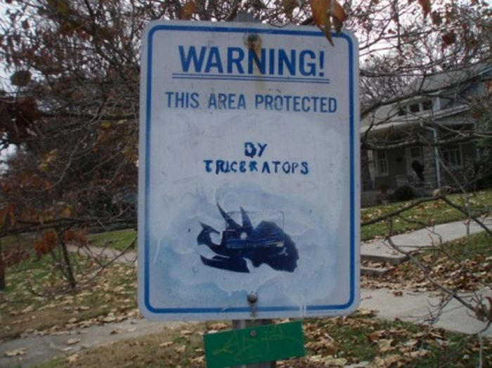 Hilarious Sign Defacement (40 pics)
