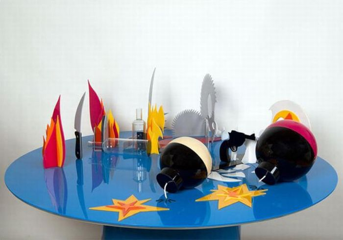 Awesome Paper Art (10 pics)