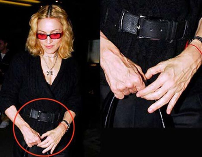Bad Moments for Famous Celebrities (44 pics)