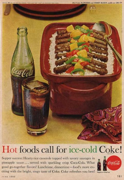 Awesome Vintage Coca-Cola Advertisement Posters (35 pics)