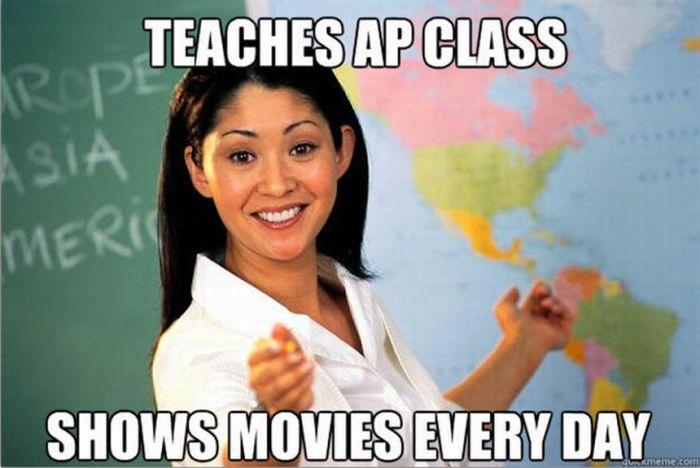 Funny Memes of High School Teachers (17 pics)