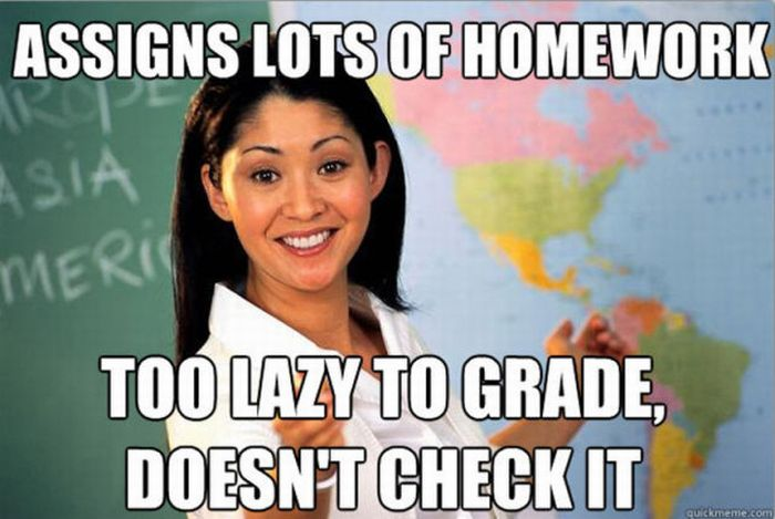 Funny Memes of High School Teachers (17 pics)
