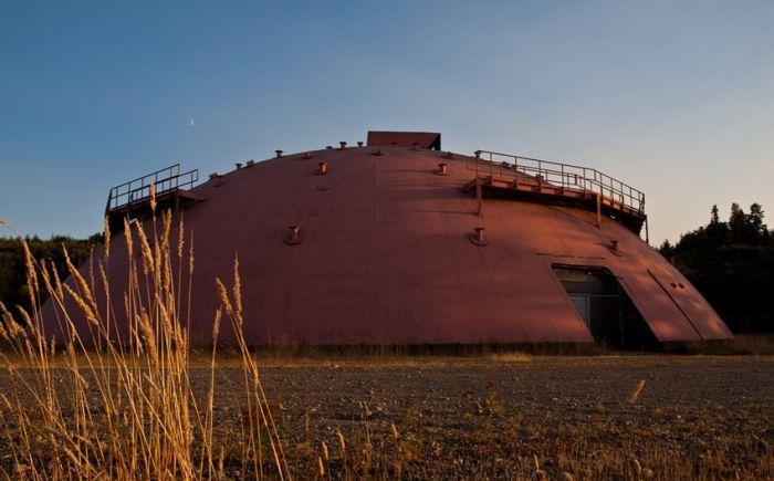 Abandoned Satsop Washington Nuclear Plant in Tacoma (15 pics)