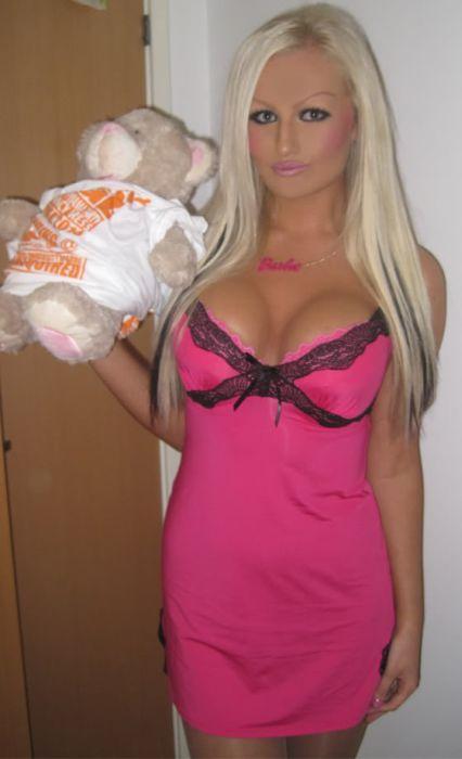 Sexy Barbie Girls (61 pics)