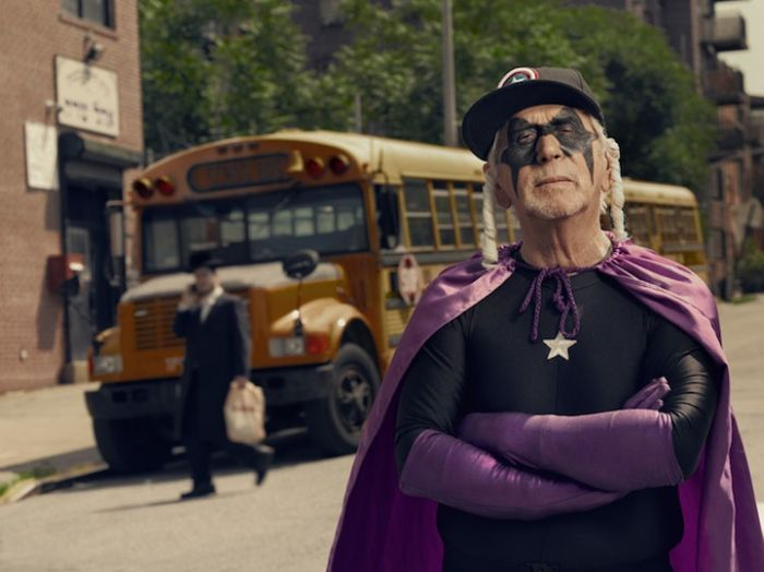 Grandparent Superheroes Turned to The Dark Side (16 pics)