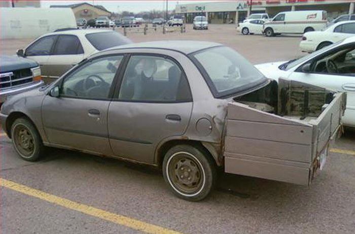 Don't Try to Repair Your Car Yourself (40 pics)