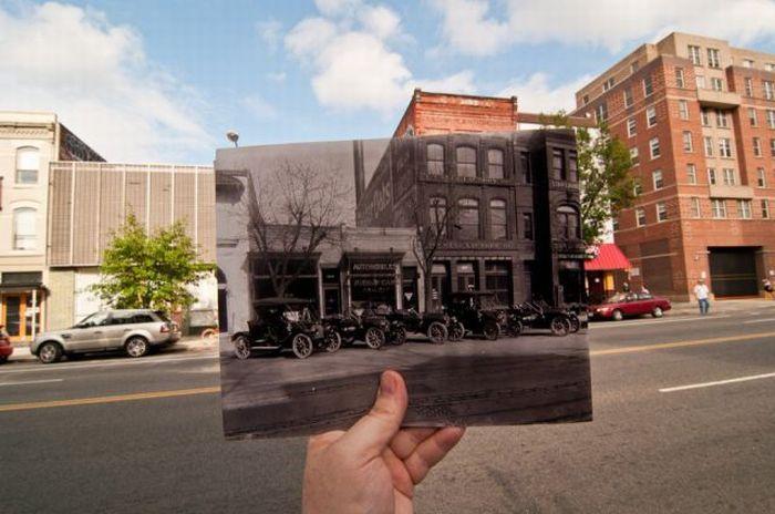 Window to the Past of Washington (54 pics)