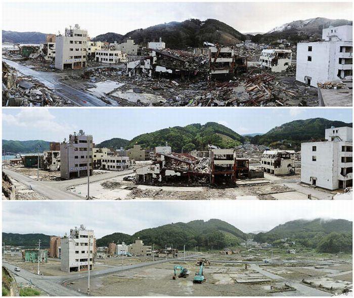 Japan: Six Month After Destructions (16 pics)