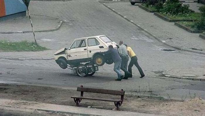 Funny Overloaded Transport (50 pics)