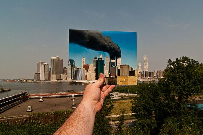 9/11: Looking Into the Past (23 pics)