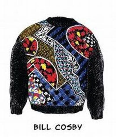 Famous Recognizable Sweaters (9 pics)