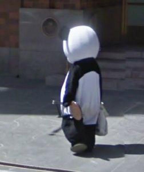 Strange Google Street View Images (40 pics)