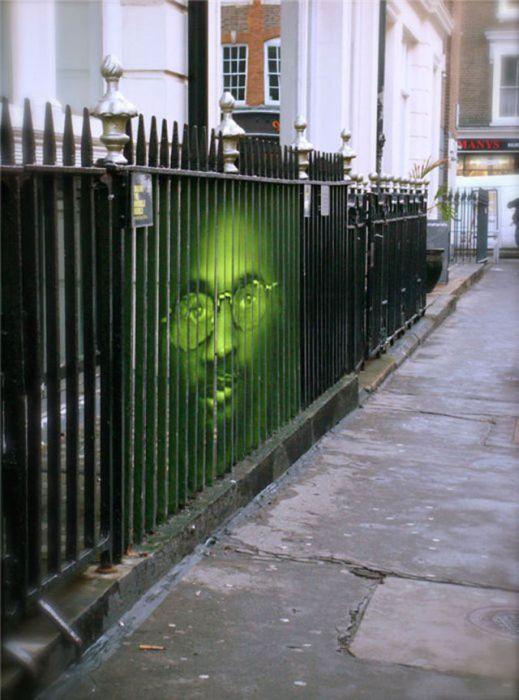 Excellent Street Art Masterpieces (95 pics)