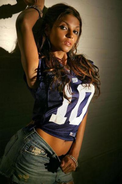 Sexgirl Jennifer Hot Bitchs In Football Gear