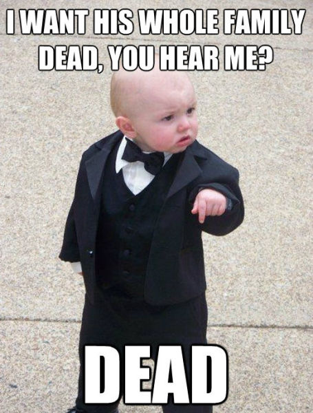 Funny Little Godfather Meme (17 pics)