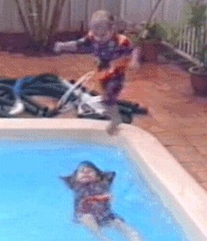 Awesome Children Animated GIFs (24 gifs)