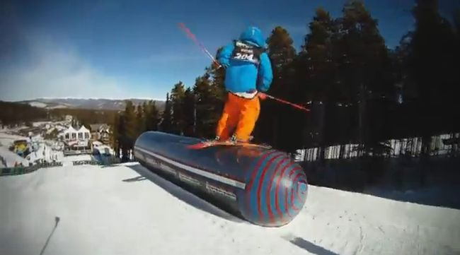 Extreme Sports Tricks Compilation (video)