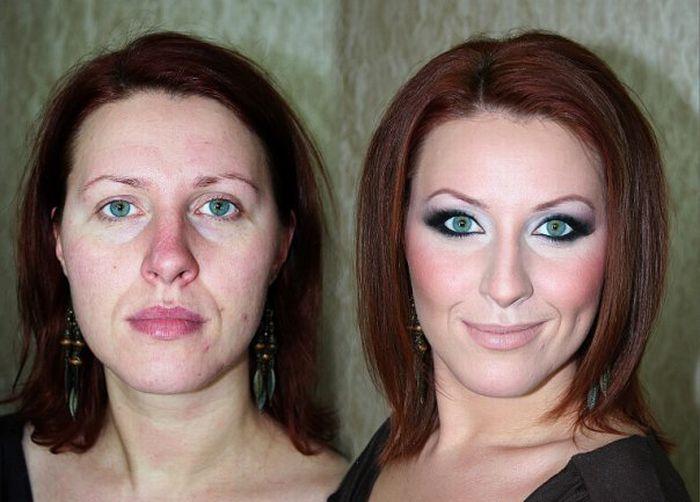 Fantastic Art of Makeup (32 pics)