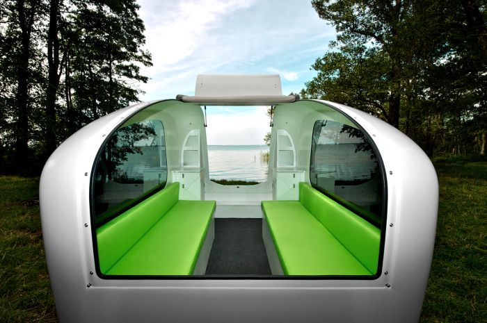 Cool Transforming Trailer (15 pics)