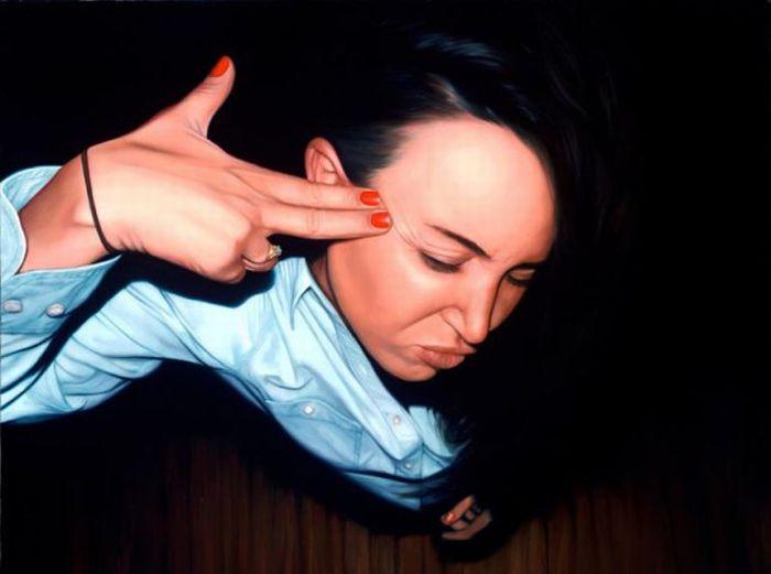 Incredible Realistic Paintings (20 pics)