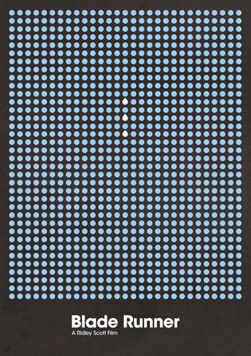 Awesome Minimalist Movie Posters (40 pics)