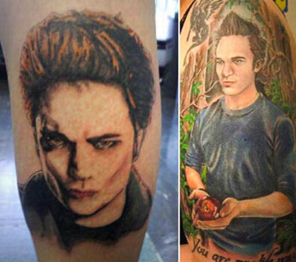 Bad Tattoos. Part 2 (87 pics)