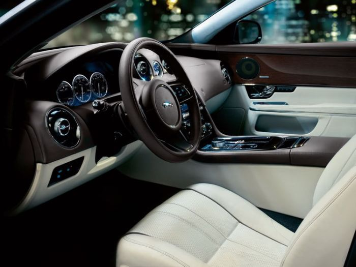 Most Luxurious and Expensive Car Interiors 16 pics