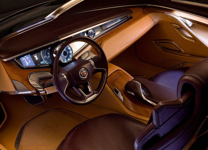 The Most Luxurious and Expensive Car Interiors (16 pics)