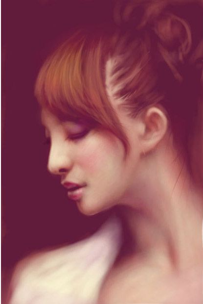 Awesome Paintings Made on an Apple iPod Touch (11 pics)
