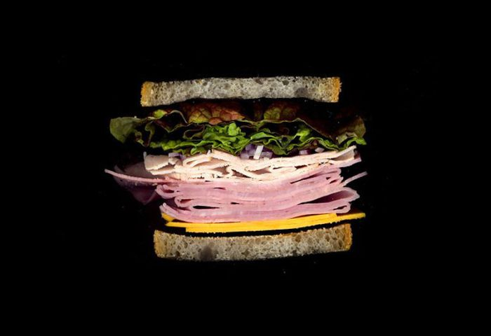 Yummy Sandwich Photography (15 pics)