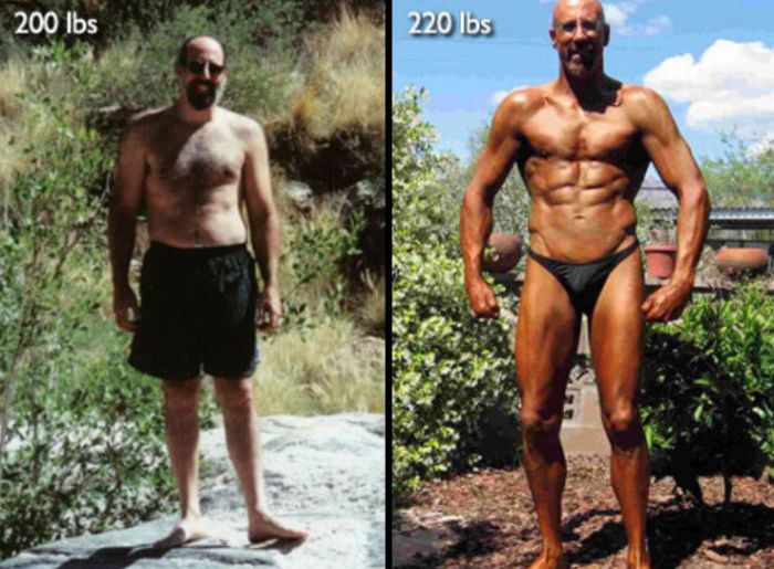 Amazing Transformations. Part 3 (55 pics)
