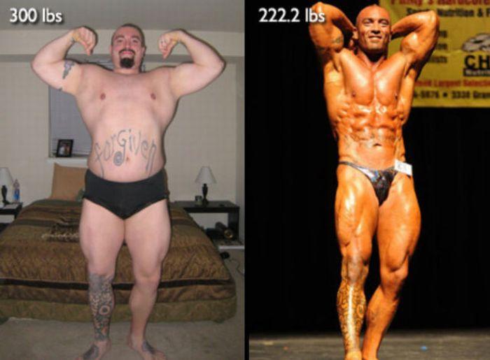 Amazing Transformations. Part 3 (55 pics)