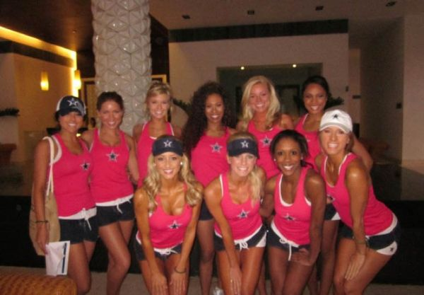 Hot Dallas Cowboys Cheerleaders Social Network Photos (100 pics)
