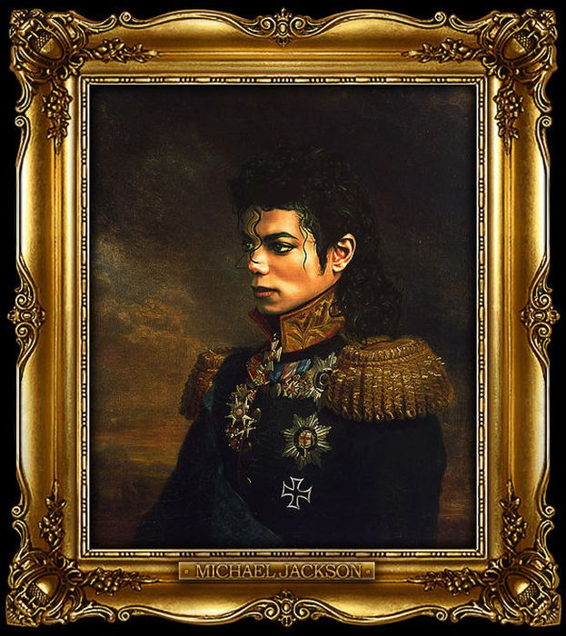 Celebrities Become Russian Generals by Painter George Dawe (22 pics)