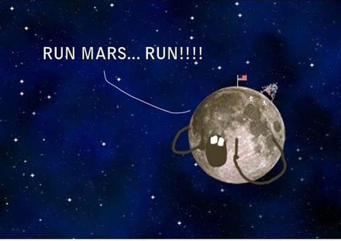 Funny Space Comics (12 pics)