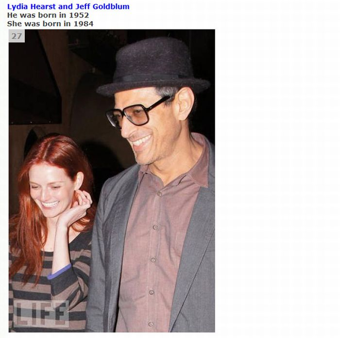 Age Doesn't Matter for Celebrity Love (30 pics)