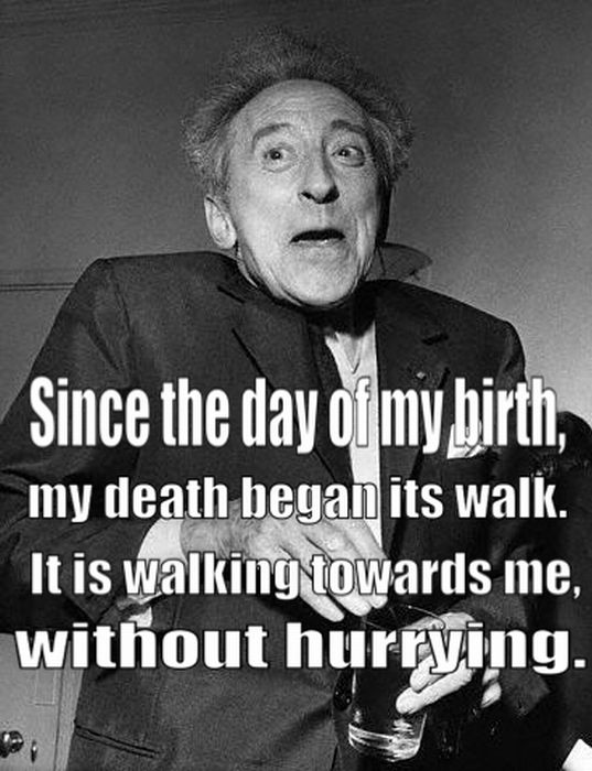 25 Last Words Of World Wide Known Dead Writers (25 pics)