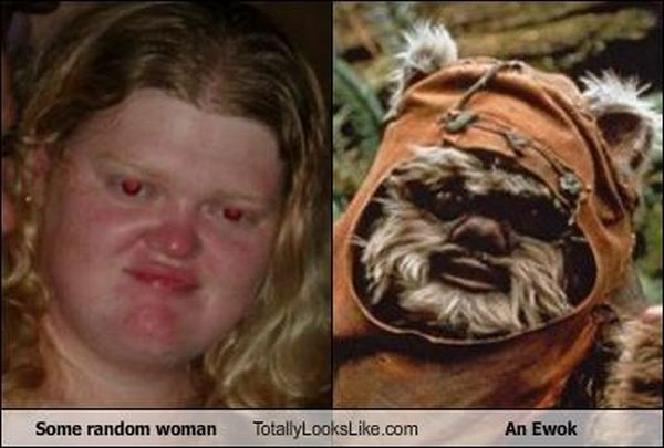 Hilarious and Strange Lookalikes (40 pics)