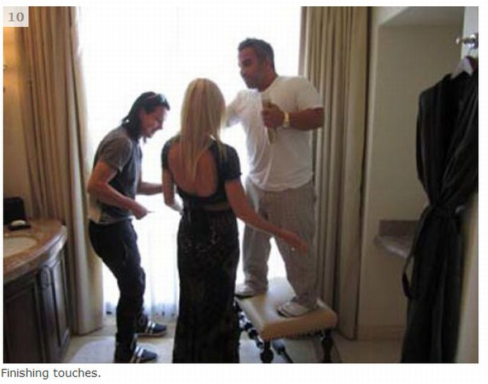Gwyneth Paltrow's Emmys Transformation (22 pics)