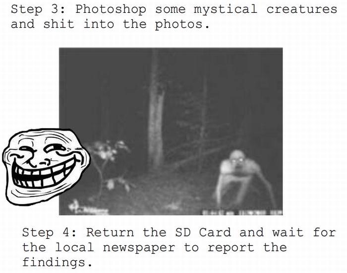 Trolling Like a Boss (3 pics)