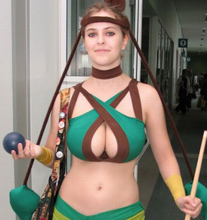 Sexy Cosplay (71 pics)