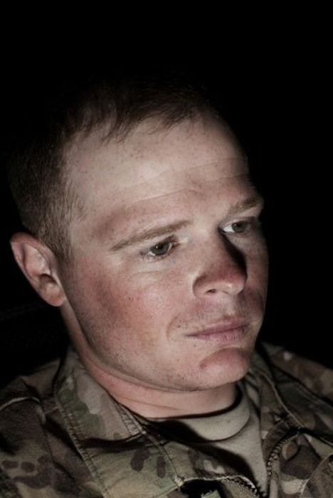 Faces of Soldiers in Afghanistan (14 pics)
