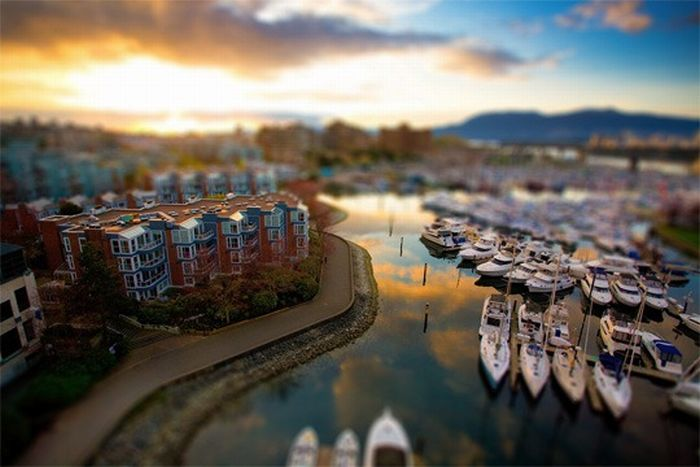 Tilt Shift Photography (40 pics)